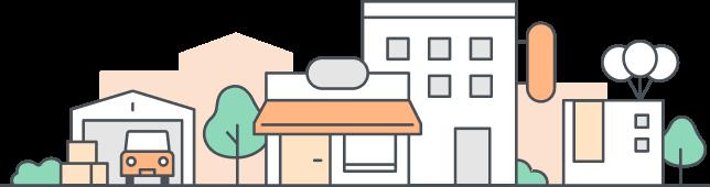 town-illust